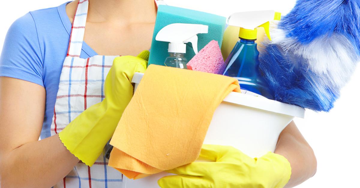 Huishoudelijke werkzaamheden